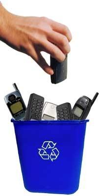 El estado de Maine quiere que se reciclen los móviles