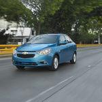 El Chevrolet Aveo se renueva en México: ahora con motor de 1.5 litros y hasta 4 airbags