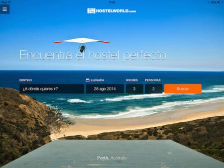 Hostelworld, encuentra alojamiento económico en cualquier lugar del mundo gracias a su aplicación para iOS