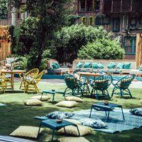La terraza Casa Corona Madrid: un paraíso urbano en el centro de la capital