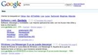 Google SearchWiki, votación de resultados