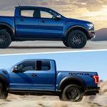 Ford Ranger Raptor vs. Ford F-150 Raptor: ¿el tamaño importa si compartes un ADN tan extremo?