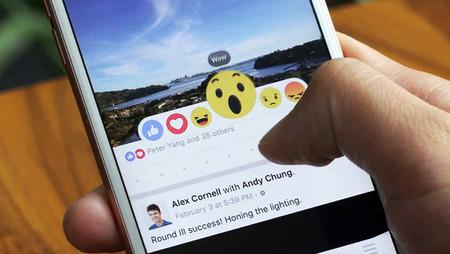 Reacciones De Facebook