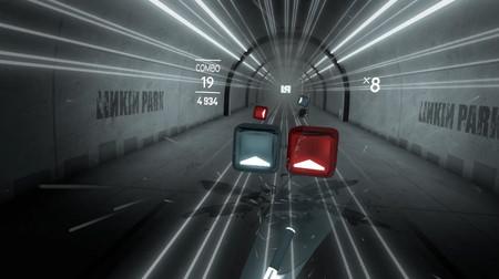 El grupo Linkin Park protagoniza el nuevo pack de temas de Beat Saber que está disponible desde hoy