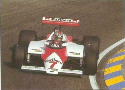 Berger volverá a ponerse a los mandos de un F1 en Hungaroring