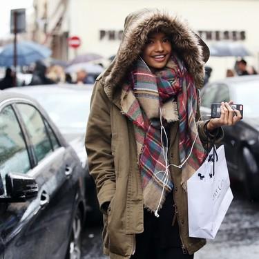 Nueve parkas cargadas de estilo que se convertirán en nuestro abrigo todoterreno para combatir el frío