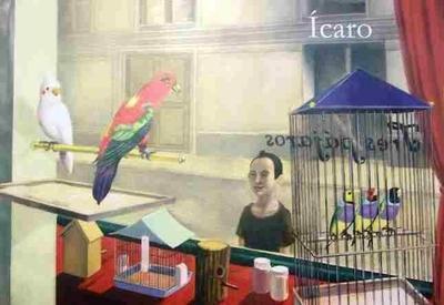 Federico Delicado gana el VII Premio Internacional Compostela de álbum ilustrado con 'Ícaro'