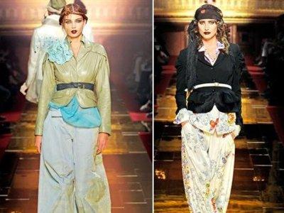 Tendencias Primavera 2011: ¡Qué monooo el kimono!
