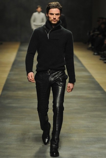 Moda para hombres: París y Milán, dos capitales de las pasarelas