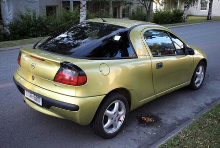 Chevrolet Tigra 7