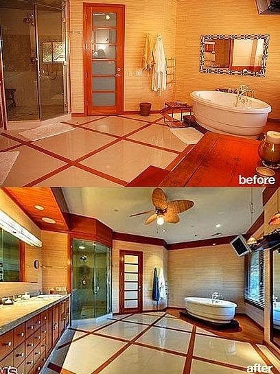 Foto de Antes y después: la casa de Ryan Philippe (1/8)