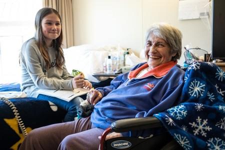 Cumplir los deseos de los ancianos de una residencia: la iniciativa de una niña de 11 años, que nos ha emocionado