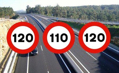 Volver al 120 km/h no nos saldrá gratis