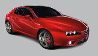 Alfa Brera TI, novedad para el salón de París