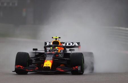 Perez Rusia F1 2021