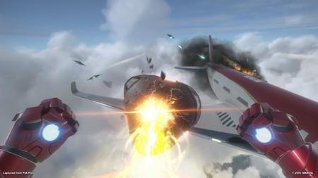 El desarrollo de Marvel's Iron Man VR ha concluido con éxito y ya está en fase gold