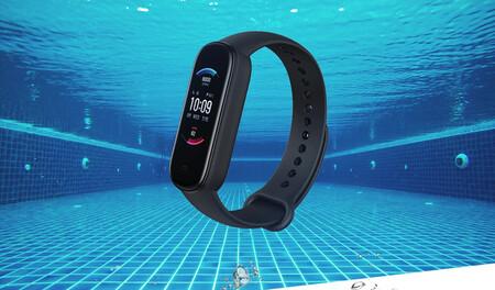 átomo Óxido mañana  Amazfit Band 5, la nueva pulsera inteligente con Alexa que supera a la de  Xiaomi, rebajada hoy en eBay: llévatela por 10 euros menos