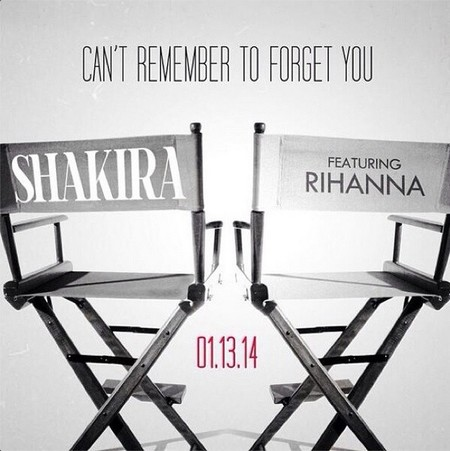 Shakira y Rihanna calientan motores: en nada las escucharemos juntas