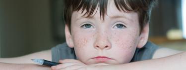 Dislexia en bebés y niños: cómo detectar esta dificultad para aprender y ayudar a tu hijo