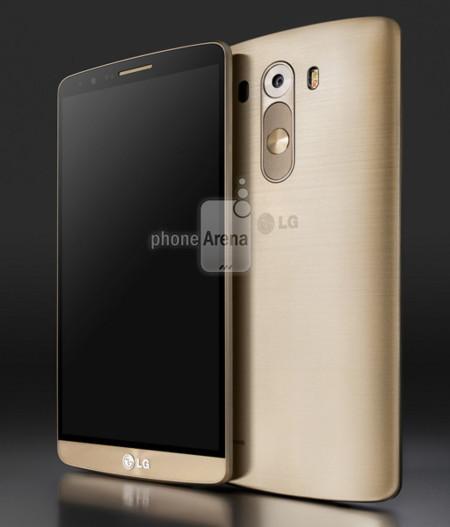 LG G3 En Imagenes Oficiales En Sus Tres Colores