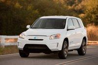 Toyota presenta el RAV4 EV en Los Ángeles