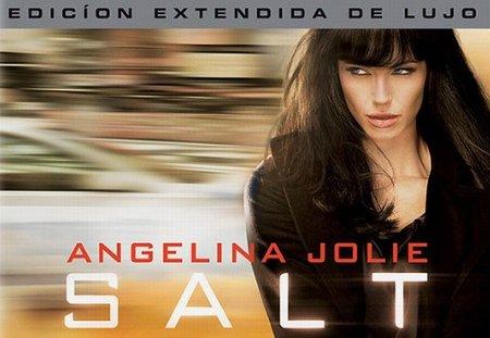 Estrenos de la semana en DVD y Blu-ray | 10 de enero | Salt quiere colarse en nuestros hogares