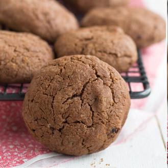 Pastas fáciles de chocolate y fresas, receta lista en menos de 30 minutos