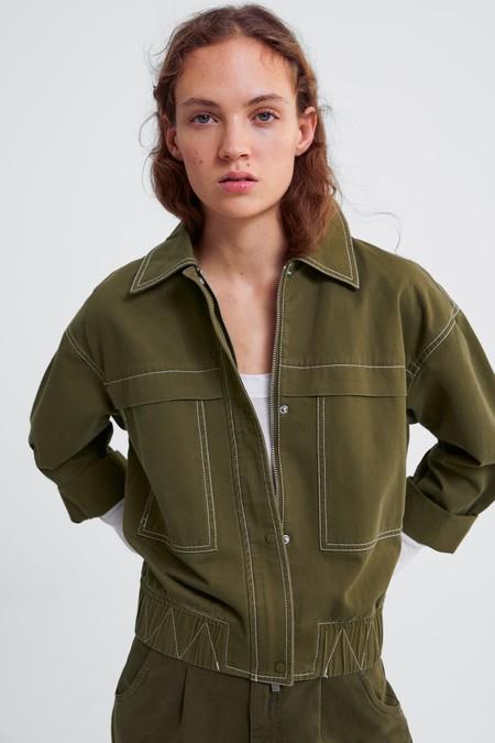 Comprar Chaqueta Militar Mujer 1