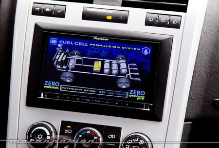 Chevrolet Equinox / GM HydroGen4