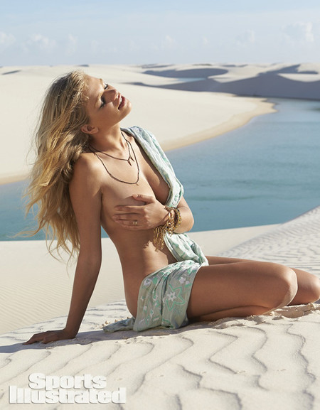 Sports Illustrated Valerie van der Graaf
