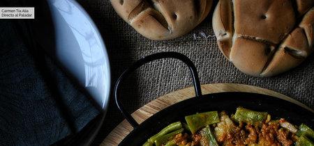 Receta de paella alicantina