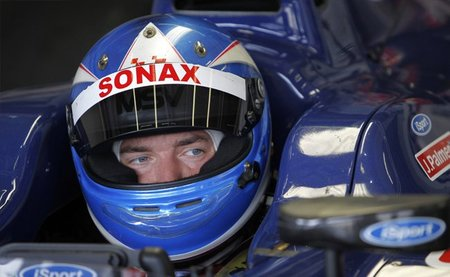 Jolyon Palmer competirá en la GP2 2012 con iSport International