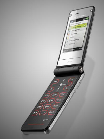 Sony Ericsson Z770 y tarjeta HSPA