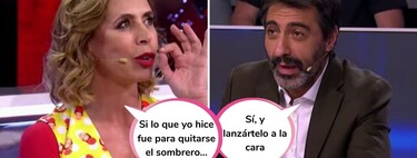 Ágatha Ruiz de la Prada pide perdón públicamente a Juan del Val por insultarle tras su paso por 'El Desafío'
