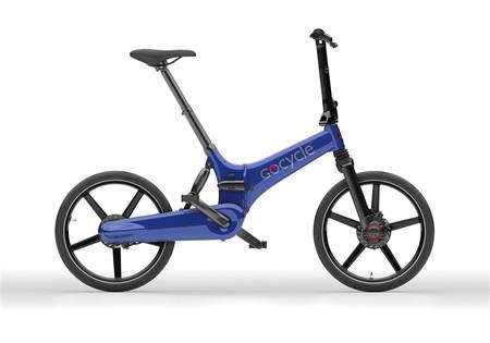 Bicicleta Plegable Gocycle Gx 2019 1
