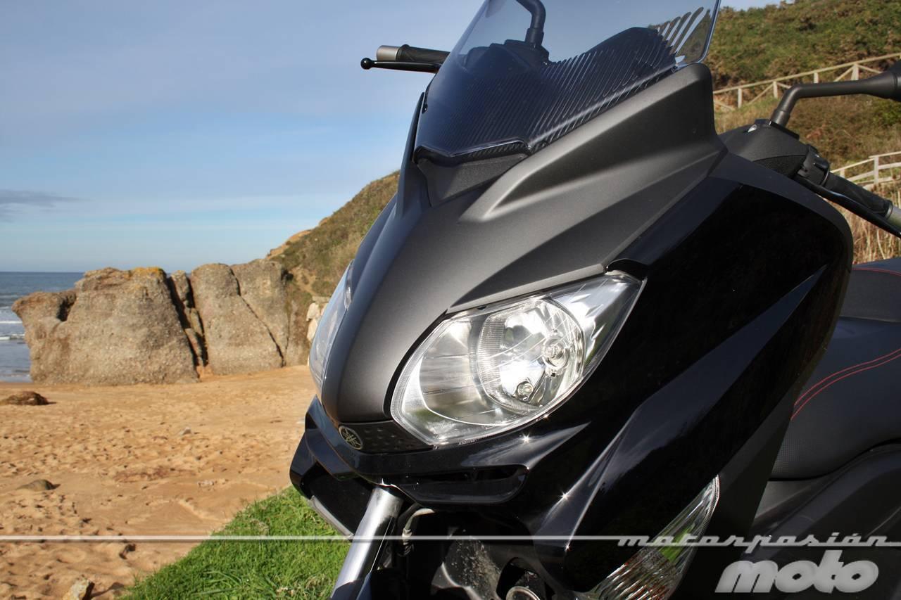 Foto de Yamaha X-MAX 125, prueba (valoración, ficha técnica y galería) (6/46)
