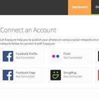 ¿Subes tus fotos a Facebook, Flickr, 500px...? Expojure te ayuda y te lo pone más fácil