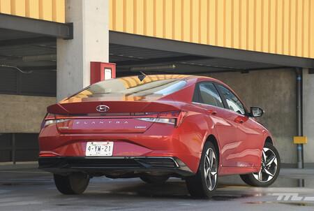 Hyundai Elantra 2022 Opiniones Prueba Mexico 5