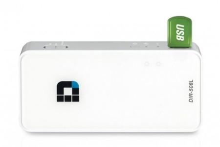 D-Link presenta su nuevo router portátil, el SharePort Go II