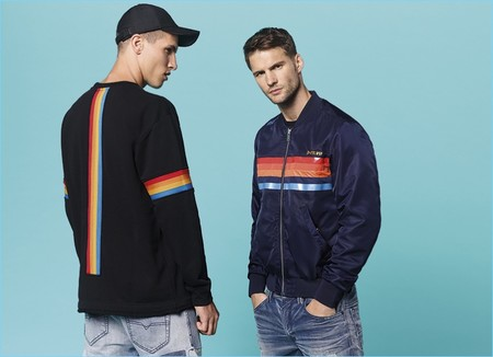 Diesel 2017 Spring Summer Mens Collection Lookbook 003