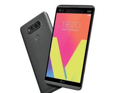 El LG V30 apostaría por una pantalla curva parecida a la del Galaxy S8