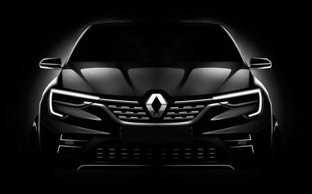 Renault Arkana, primer teaser