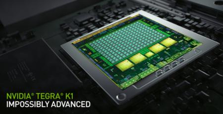 El rendimiento de los Tegra K1 es a priori superior al de los Apple A7 y Snapdragon 800