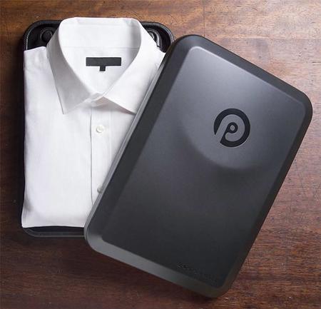 Contenedor para camisas Patrona