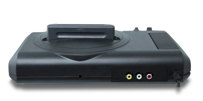 Mega Drive Brasil 3
