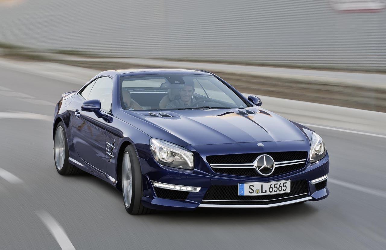 Foto de Mercedes-Benz SL 65 AMG (6/13)