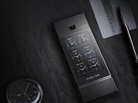 Luxor World Time de Gresso, un móvil de lujo con seis relojes