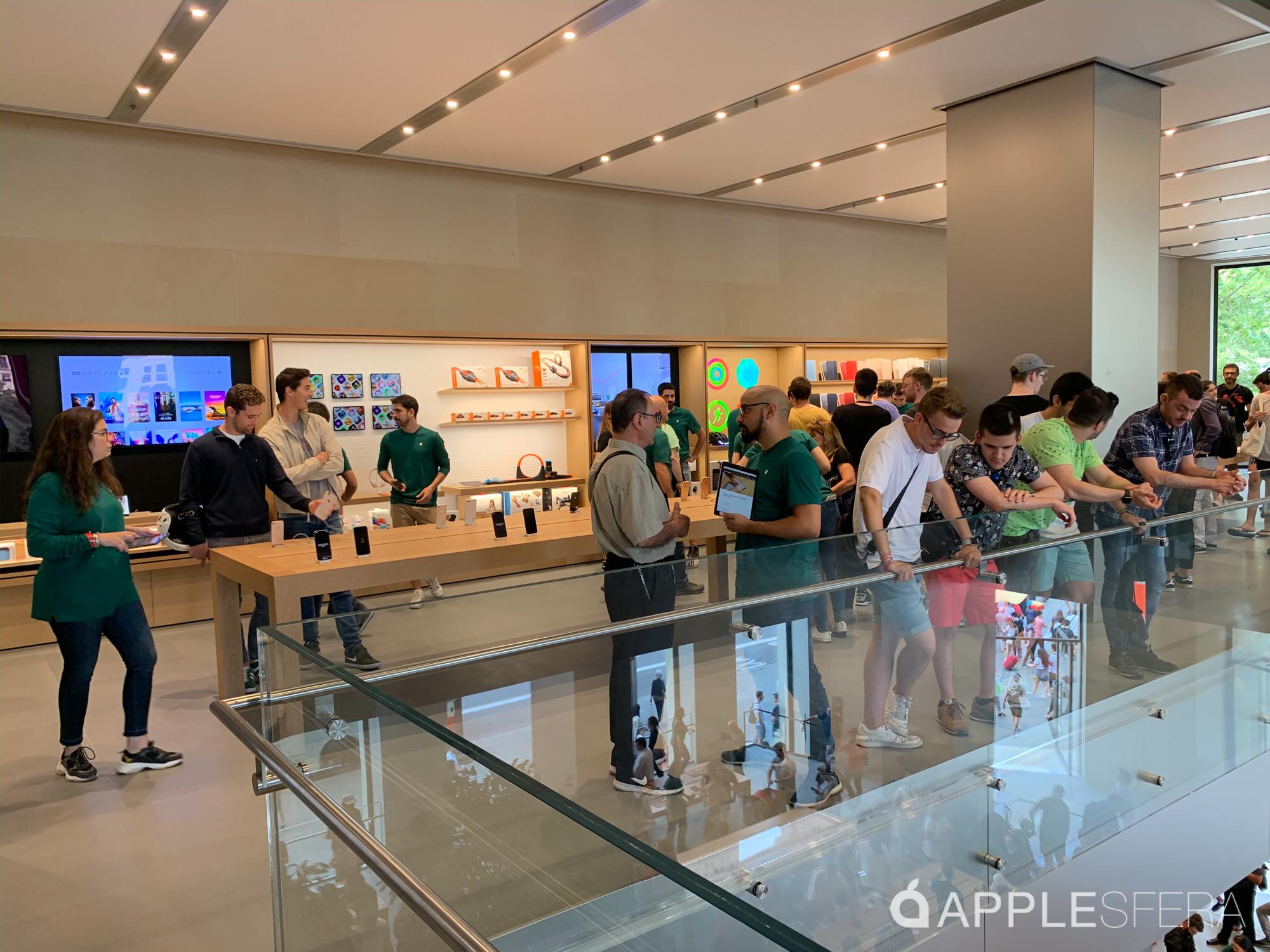 Foto de Apple Store Passeig de Gràcia (22/28)