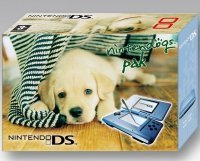 Pack NDS con Nintendogs