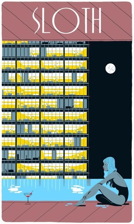 Los siete pecados capitales de la sociedad moderna, por Vincent Mahé
